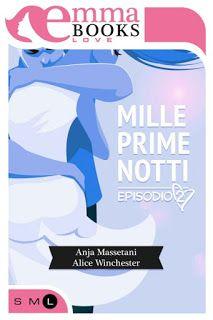 Romance and Fantasy for Cosmopolitan Girls: MILLE PRIME NOTTI Vol. 1-2-3-4 - Alice Winchester ...