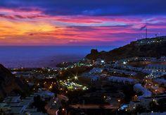 Puerto+Rico+Sunset   Panoramio - Photo of Sunset in Puerto Rico, Gran Canaria