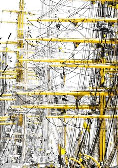 ARTFINDER: Tall Ships IV by Victor de Melo - Abstract Graphics Photography. Lisbon hosted the Tall Ships Race event, organized by the Sailing Training International, gathered the most important 60 tall...