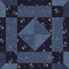 August 20 This variation on Fair and Square, with the additional border, is as it was published in the Kansas City Star in 1938. Remember, the centre of the Four Queens Centre Medallion of your quilt was the more common Fair and Square block.