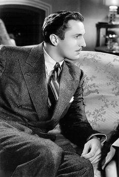 Vincent Price inService de Luxe (1938).  Boy, what a fantastic actor!