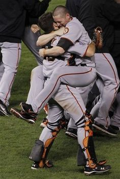 #SFGiants I love this picture