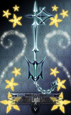 True Light's Flight keyblade