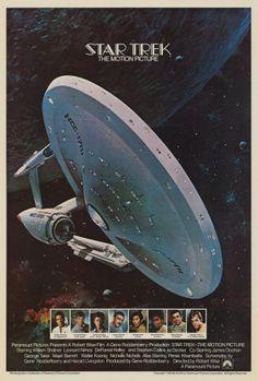 Star Trek. Nos acompaña desde la infancia.