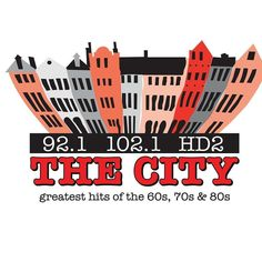 "Join me every morning from 6-10am at 92.1 & 102.1 ""The City"" - Charleston's new home for the greatest hits of the 60's 70's & 80's!"