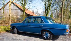 https://flic.kr/p/SPSYp7 | Mercedes-Benz W114 | Weitere Bilder sind auf www.oldtimertrecker.de