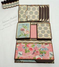 Aspiring to Creativity: Gift or Treat Box & Wallet Mini Gift Set