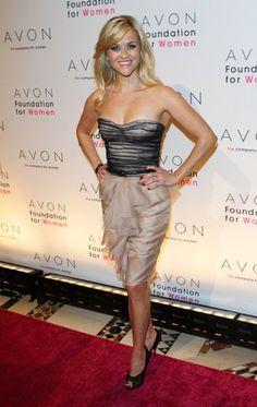 Celebs at the Avon Foundation Gala