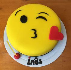 Emoji Bolo Cake Cakedesign