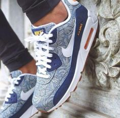 nikeairmax baskets liberty liberty shoes sneakers sneakersaddict shoes