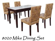 Mike Dining Set