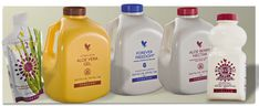 The heart and soul of Forever Living is centered around the great selection of Aloe Vera drinks.  Aloe Vera Gel was the very FIRST aloe vera...