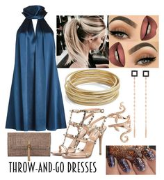 """""""#69"""" by mariangela06 ❤ liked on Polyvore featuring Heidi Klein, Valentino, Galvan, Lana, Design Lab and Elise Dray"""