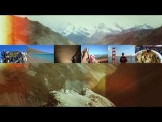 One Second Everyday Around The World . Couple goes around the world and makes video with 1s in each place.