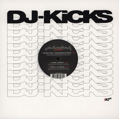 Photek & Kuru - Fountainhead (DJ-Kicks) Single  (2012)