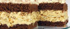 Slavnostní karamelové řezy se slunečnicovými semínky 20 Min, Tiramisu, Ethnic Recipes, Food, Essen, Meals, Tiramisu Cake, Yemek, Eten