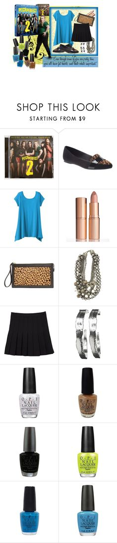 """Pitch Perfect 2 - Fat Amy"" by duchess74 ❤ liked on Polyvore featuring claire's, Lane Bryant, TravelSmith, Charlotte Tilbury, Vera Bradley, St. John, Kuka-me, OPI and pitchperfect2"