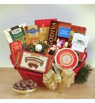 Holiday Festival Gift Basket