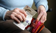 Report lays bare plight of elderly people living in poverty in Wales. A 91-year-old woman was so short of money that she dried toilet paper on a radiator so she could reuse it and survived on just one or two boiled potatoes a day, a report into poverty among the elderly has revealed.  The woman, a widow from Swansea in south Wales, lived in fear that she would not be able to afford to pay her rent and council tax and would be evicted from her small flat.