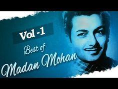 Madan Mohan Hits - Juke Box 1 - Top 10 Madan Mohan Songs - YouTube