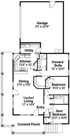 1265 sq.feet 3 bedroom 2 bath.