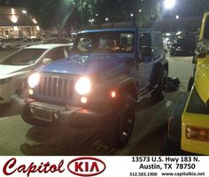 Congratulations to Cheryl Syer on your #Jeep #Wrangler purchase from Travis Hull at Capitol Kia! #NewCar