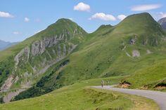 The Col d'Aubisque