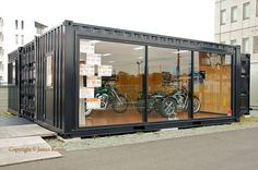 Shipping Container Shops | Recent Photos The Commons Getty Collection Galleries World Map App ...
