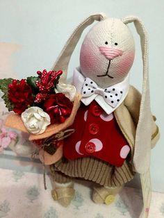 Tilda Valentine Bunny