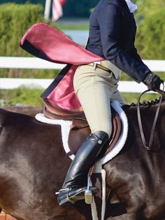 Wondering when its appropriate to wear a shadbelly coat in a hunter/jumper class? A top judge weighs in.