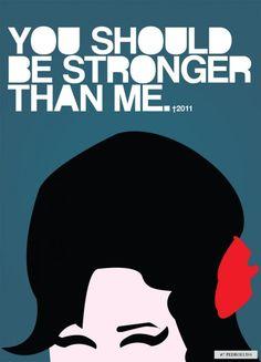 """Stronger Than Me,"" Amy Winehouse lyrice"