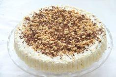 Snickerskake - My Little Kitchen Tiramisu, Kitchens, Sugar, Ethnic Recipes, Food, Cakes, Kitchen, Mudpie, Cake
