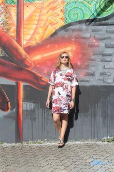 Abito a t-shirt fashion blogger outfit (3)-min