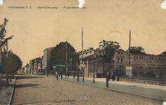 magdeburg historiscche bilder | Schönebeck (Elbe), Sachsen-Anhalt, Bahnübergang Friedrichstraße ...