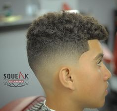 Haircut by squeakprobarber http://ift.tt/25NtsLp #menshair #menshairstyles #menshaircuts #hairstylesformen #coolhaircuts #coolhairstyles #haircuts #hairstyles #barbers