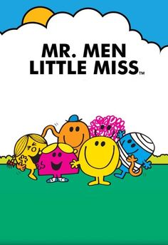 Mr men Little Miss
