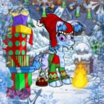 Twelvencia visiting the Advent Calendar 2015