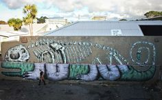 BMD is your friend New Plymouth, 2012. Photo: Artists own