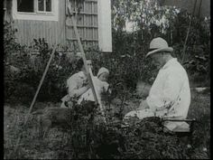 I know we have a lot of Carl Larsson fans here, so I'm eager to share this gem that Grace Nuth found on Vimeo: a period film of the great illustrator himself, at home in Sundborn with his family and. Carl Larsson, Scandinavian Art, Portraits, Arts And Crafts Movement, Large Painting, Museum Of Fine Arts, Illustrations, National Museum, Old Photos