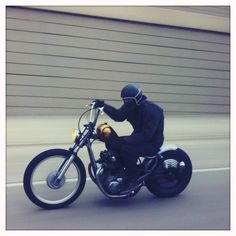 I know this bike anywhere. This is Jordan from Union Speed and Style, in Monticello MN.  He built it, great fabricator. XS650 brat w/ rear wheel cover