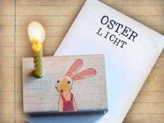 Osterkarten - Ist denn schon Ostern? - ein Designerstück von TikiOno bei DaWanda