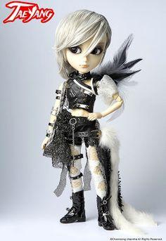 Ip-uha!: Blythe: boneca de gente grande