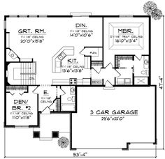 Plan #70-824 - Houseplans.com