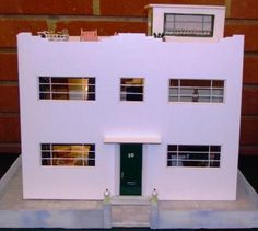 Art Deco   The latest Miniature Display by the North London Miniaturists    Features   Collectorsart deco living rooms   Art Deco apartment   before sending to  . Art Deco Furniture North London. Home Design Ideas