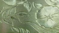 How to Do Vinegar Metal Etching | eHow- - - wax resist