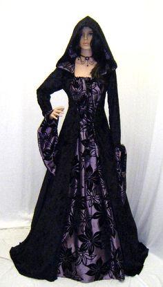 love purple and black