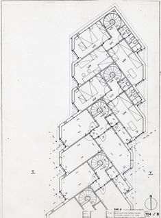 1000 images about plans 50 39 s on pinterest le corbusier for Franco case dei progetti di lloyd wright