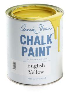 Just Paint VT - English Yellow, $34.95 (http://justpaintvt.mybigcommerce.com/english-yellow/)