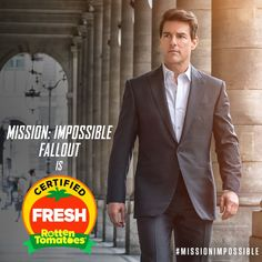 Fallout is by See in theatres July Mission Impossible Fallout, Ving Rhames, Vanessa Kirby, Angela Bassett, Simon Pegg, Rebecca Ferguson, Theatres, Tom Cruise, Theatre