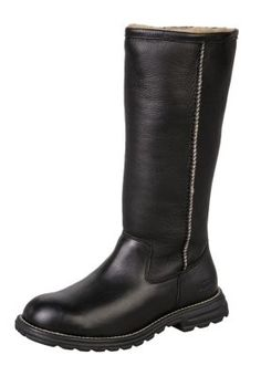 UGG Australia BROOKS - Vinterstøvler - sort - Disse ser gode ut til vintervær!